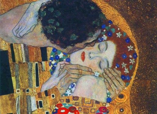 Bacio di Klimt