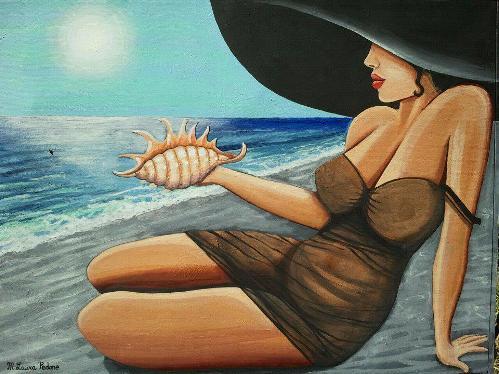 Le-donne-mare-dipinto-di-maria-Laura-Pedone-copia-Copia